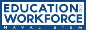 Naval STEM_0717_EducationWorkforce_Logo_FINAL_6in_out
