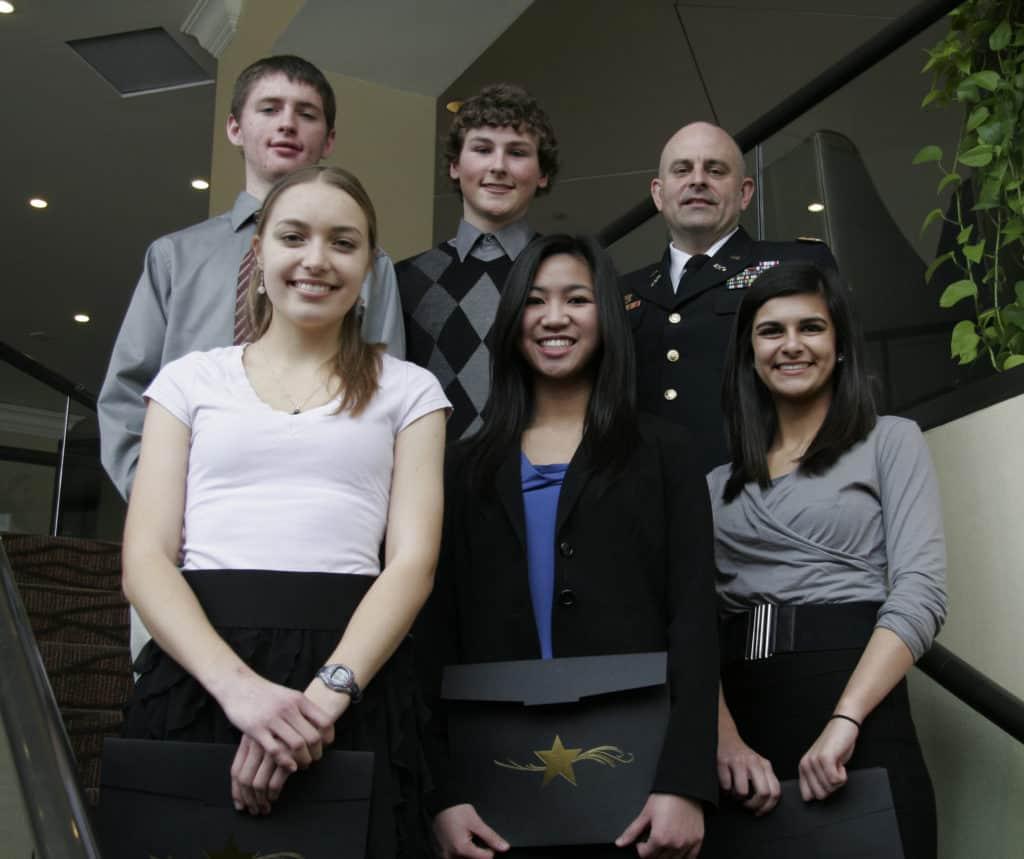 Iowa JSHS Group at National JSHS 2013