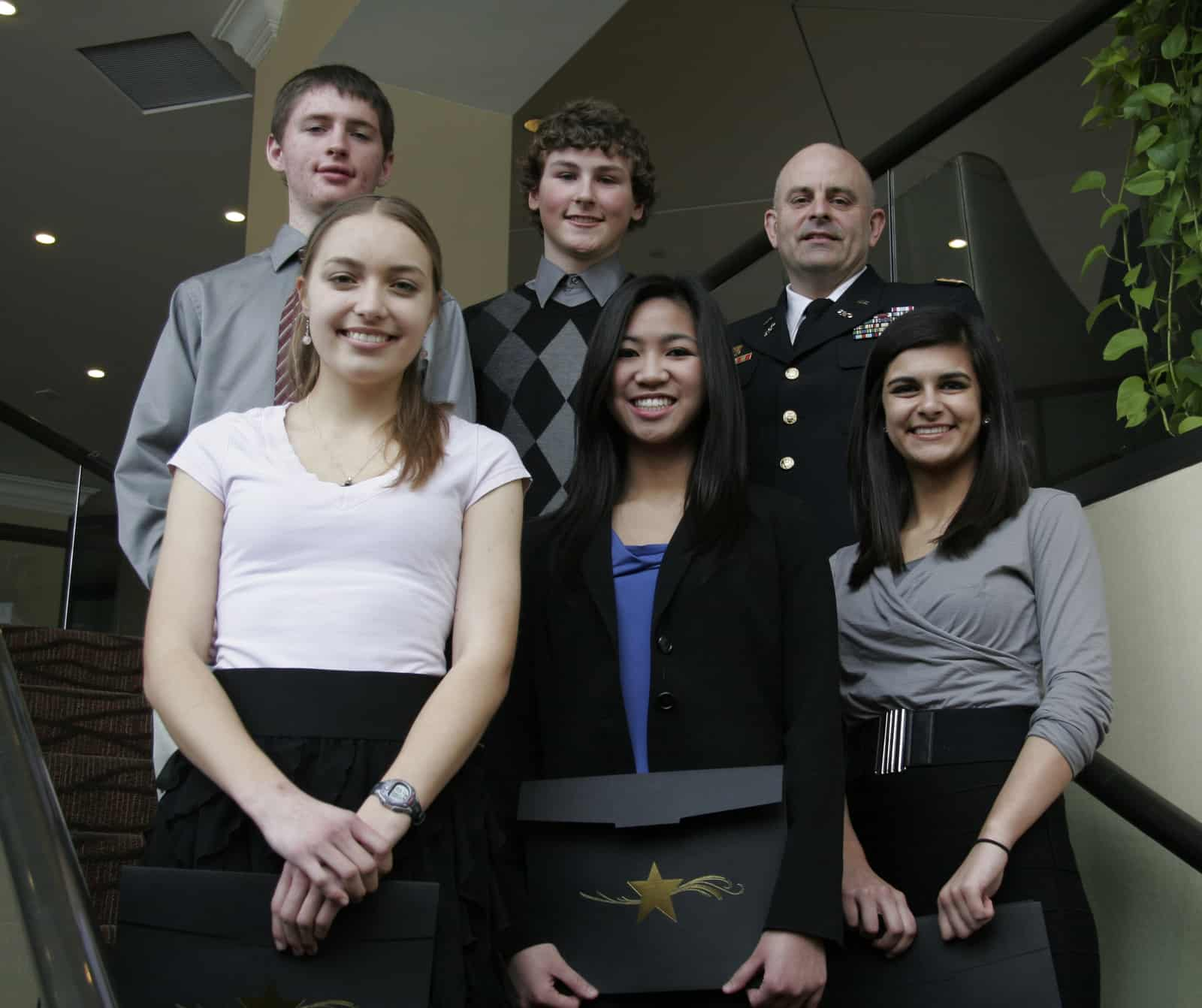 Iowa JSHS Group at National JSHS 2013