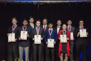 54th National JSHS First Place Winners
