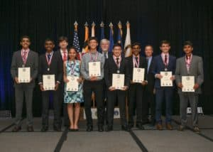 2018 National JSHS 2nd Place Winners in the Oral Competition